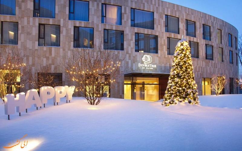 هتل دابلتری هیلتون مسکو