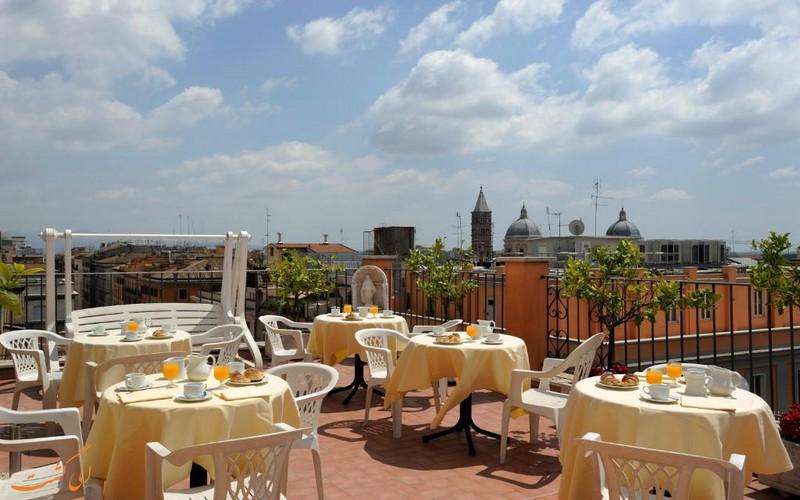 هتل تورینو در رم