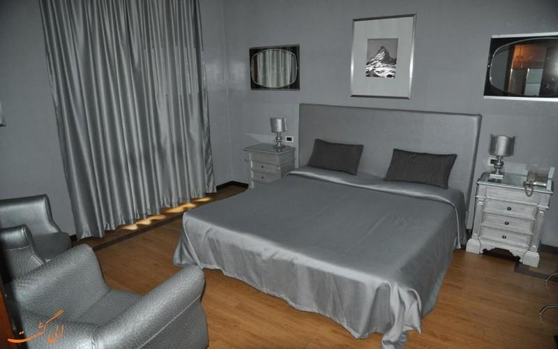 هتل ادمیرال میلان