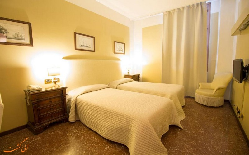 هتل 4 ستاره ادمیرال