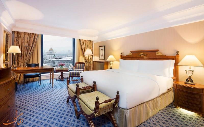 هتل ریتز کارلتون در مسکو
