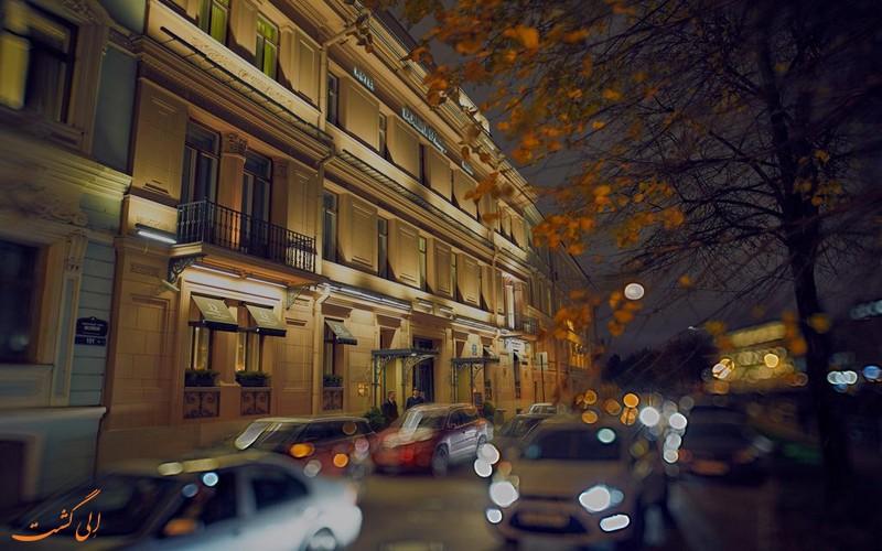 هتل 5 ستاره دومینا