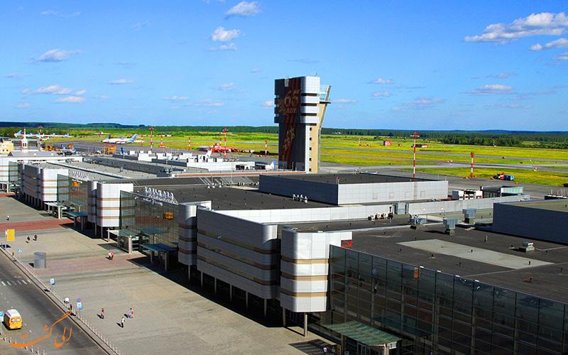 اطلاعات فرودگاه بین الملیل کولتسوو