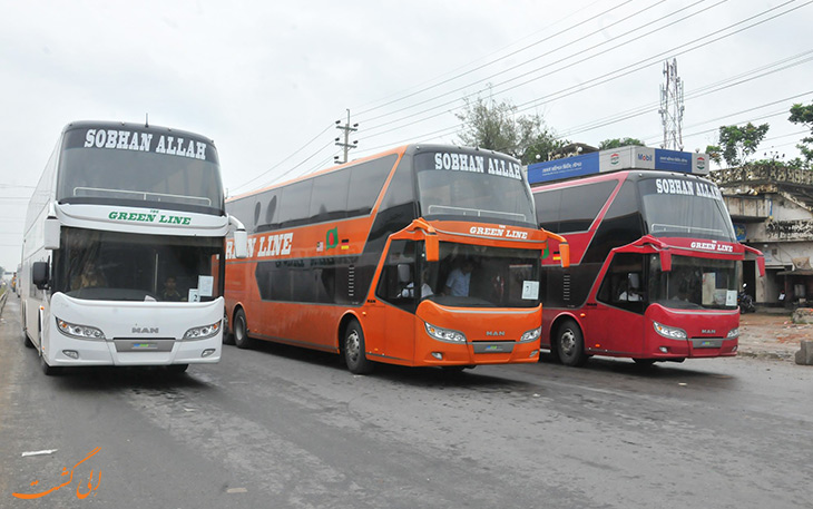 اتوبوس داکا