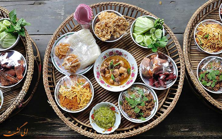 هزینه خورد و خوراک در چیانگ مای