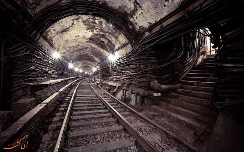 مترو استالین
