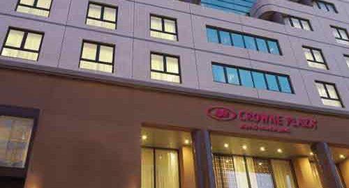 هتل کراون پلازا وانگ فوجینگ