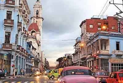 جاذبه های کوبا