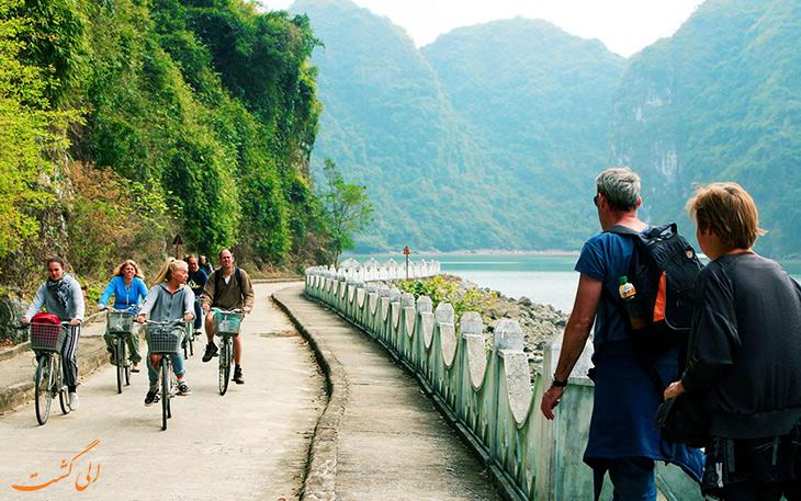 دوچرخه سواری ها لونگ