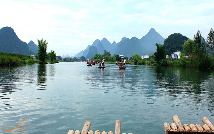 رودخانه یولونگ