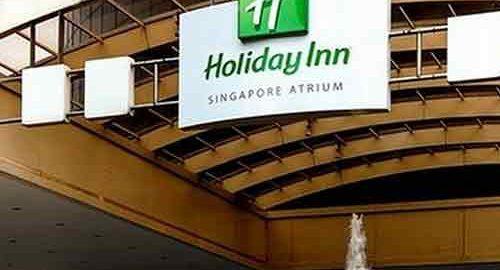 هتل هالیدی این اتریوم سنگاپور