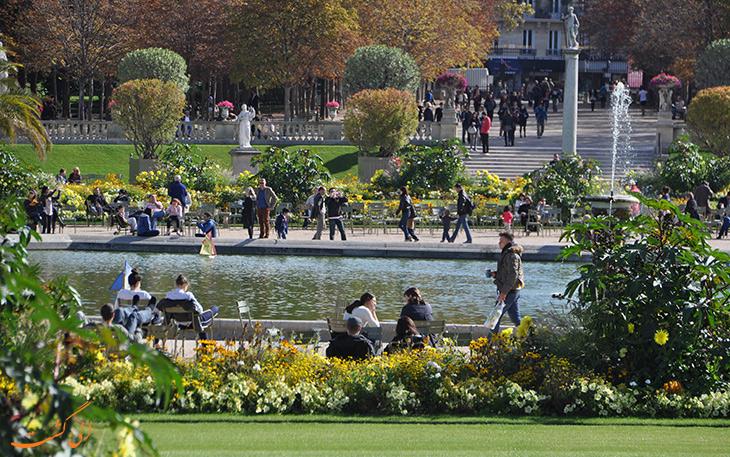 باغ لوکزامبورگ
