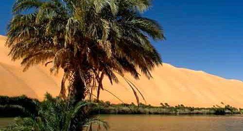 صحرای لیبی