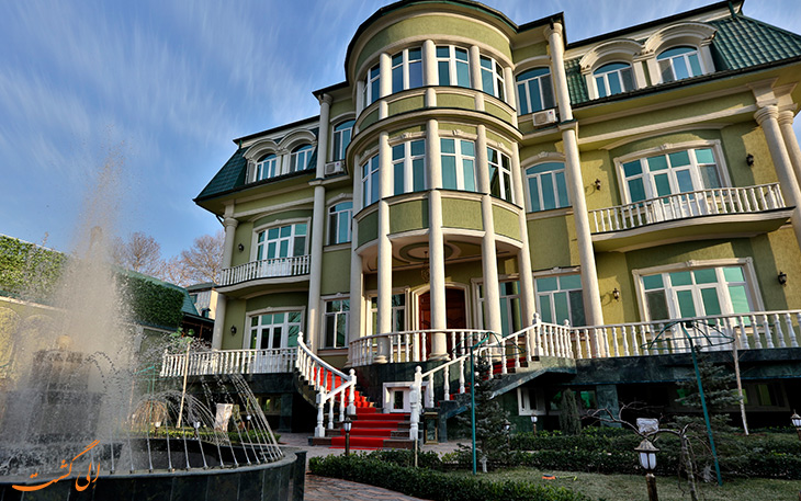 هتل لوته پالاس