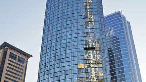 هتل مدیا وان دبی