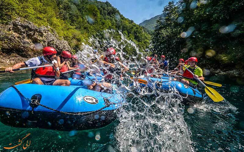 Rafting- رفتینگ
