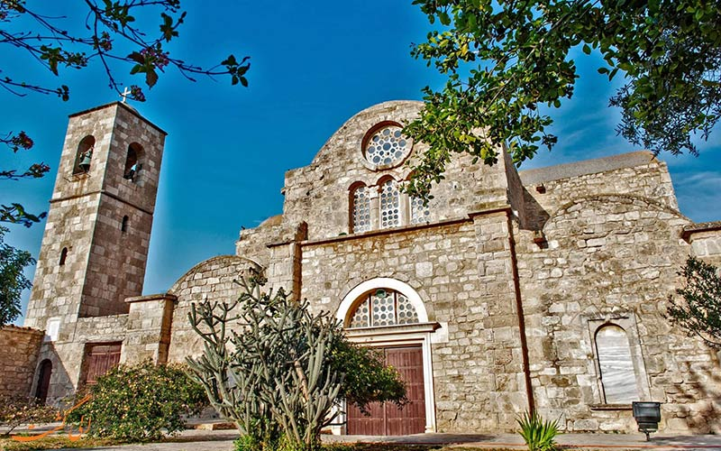 کلیسای سنت بارناباس