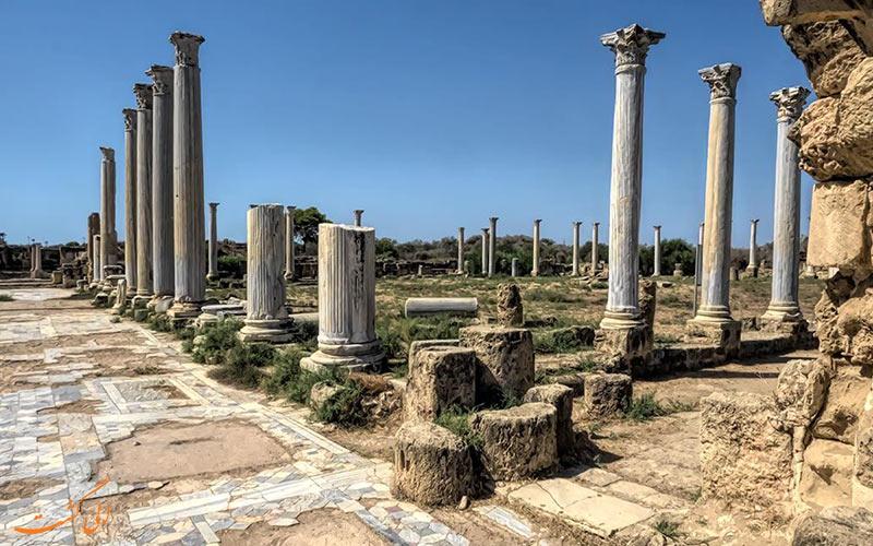شهر باستانی سالامیس