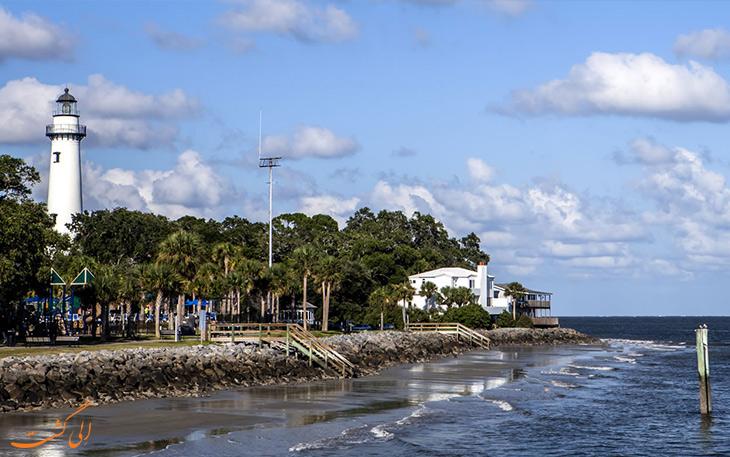 ساحل سنت سیمونز آیلند