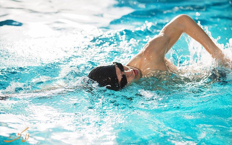 Swimming شنا- انواع ورزش های آبی