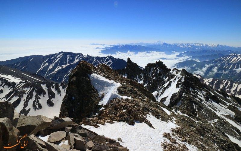 کوهستان علم کوه