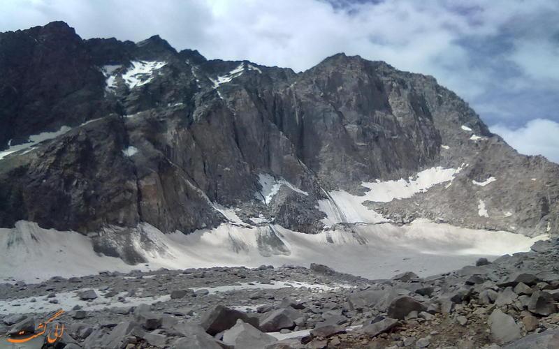 علم کوه با شکوه