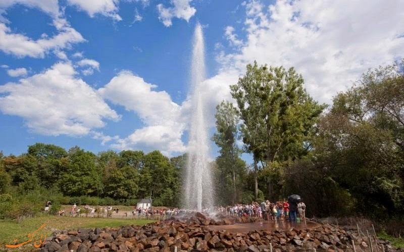 چشمه آب سرد آندرناچ
