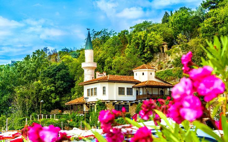 کاخ بالچیک بلغارستان