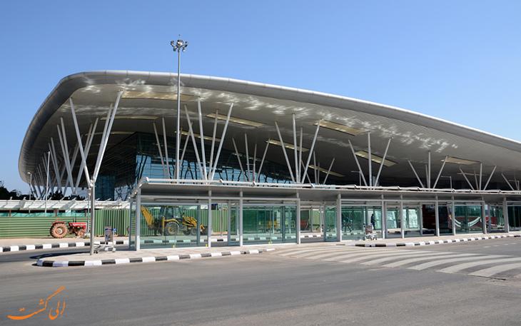 حمل و نقل فرودگاه بنگلور