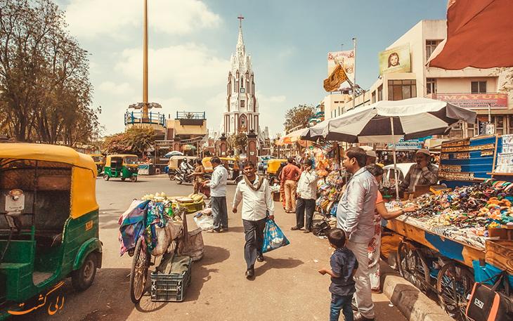 سفر به بنگلور هند