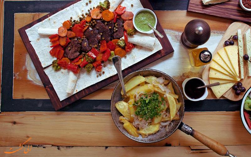 رستوران باربارستان