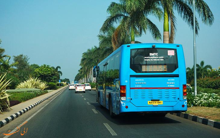 اتوبوس بنگلور