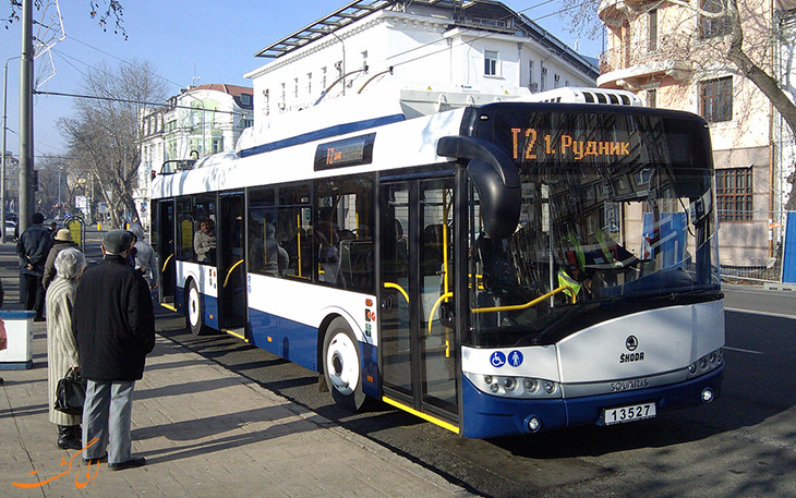اتوبوس بورگاس