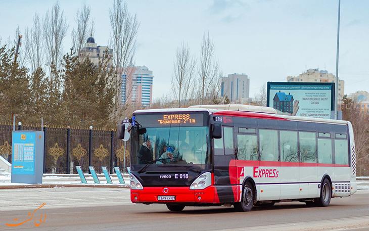 اتوبوس آستانه