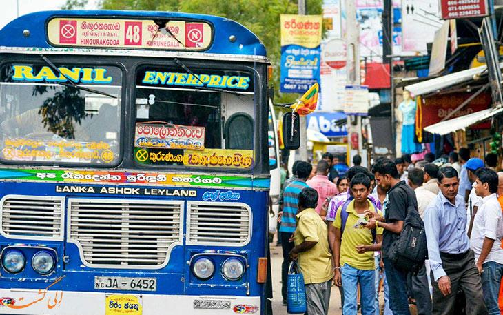 اتوبوس کلمبو