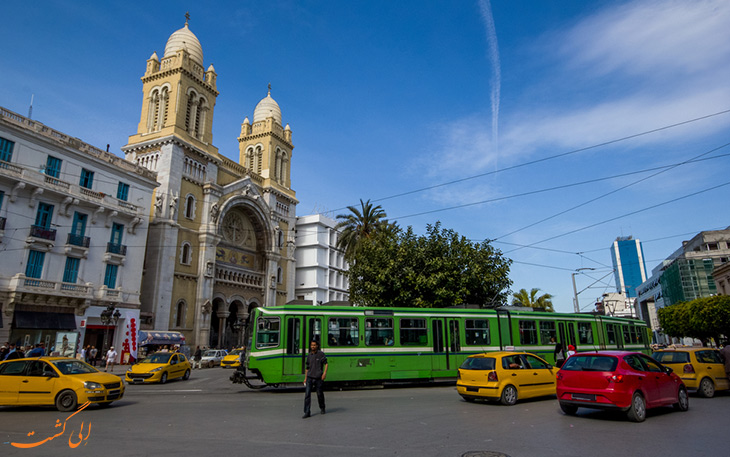 اتوبوس تونس