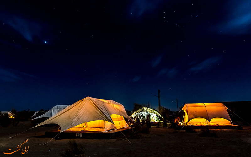 شب زیبای متین آباد