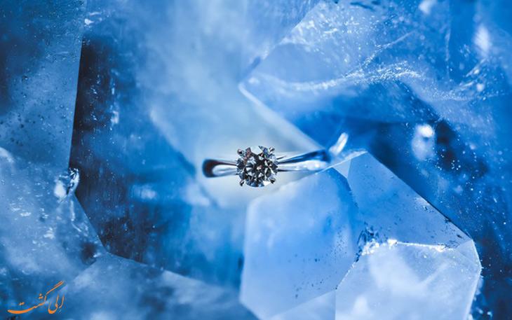 اولین الماس دنیا