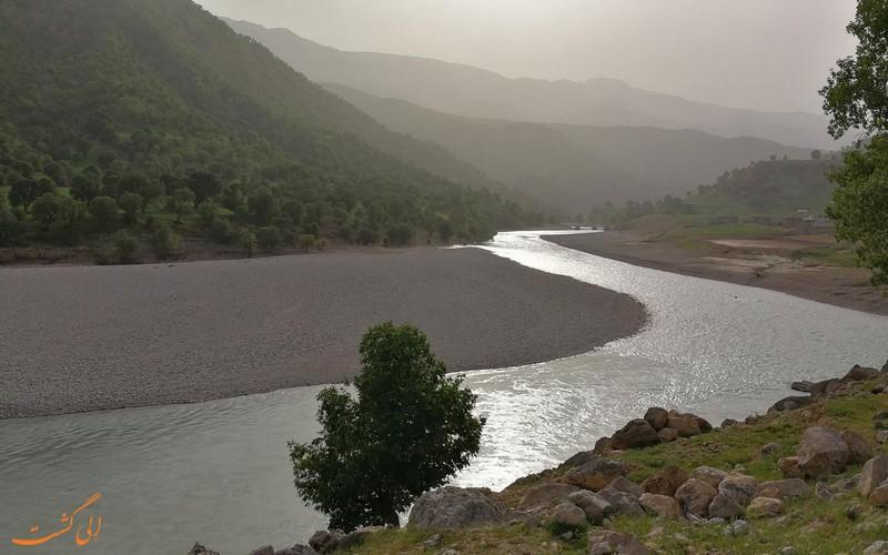 رودخانه بازفت