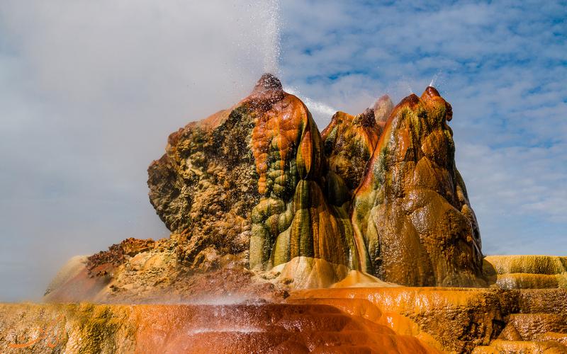 معروف ترین چشمه های آب گرم مصنوعی دنیا