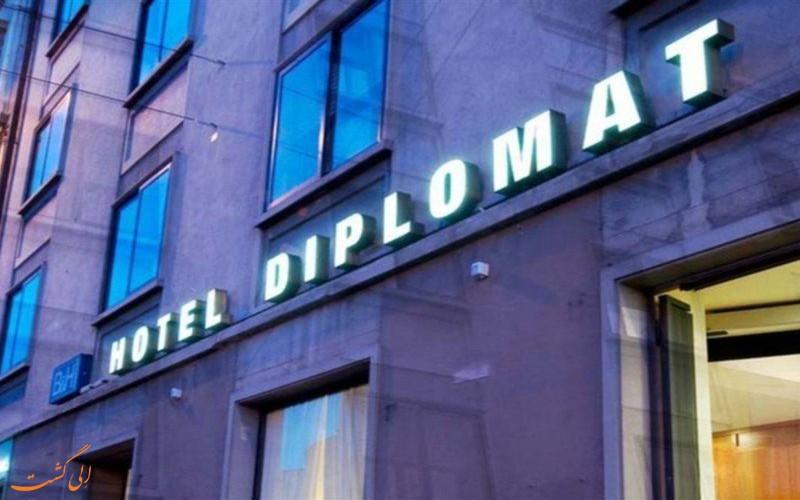 هتل 4 ستاره دیپلمات