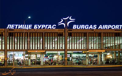حمل و نقل فرودگاه بورگاس