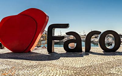 سفر به شهر فارو پرتغال