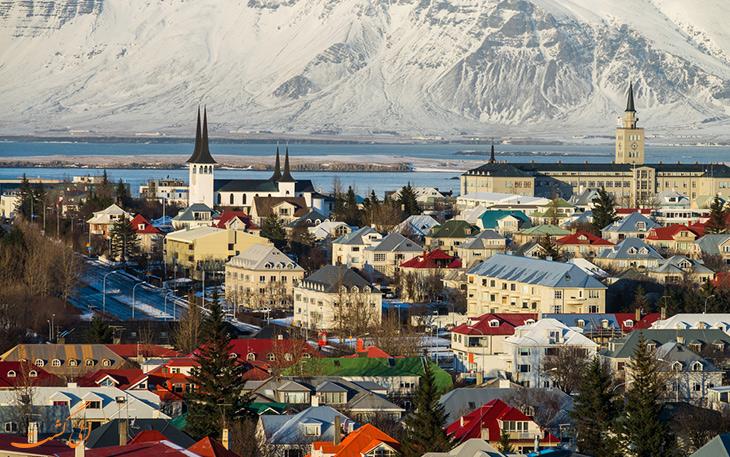 پایتخت ایسلند