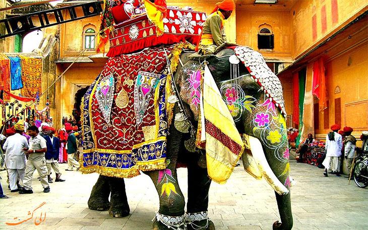 فستیوال فیل هند