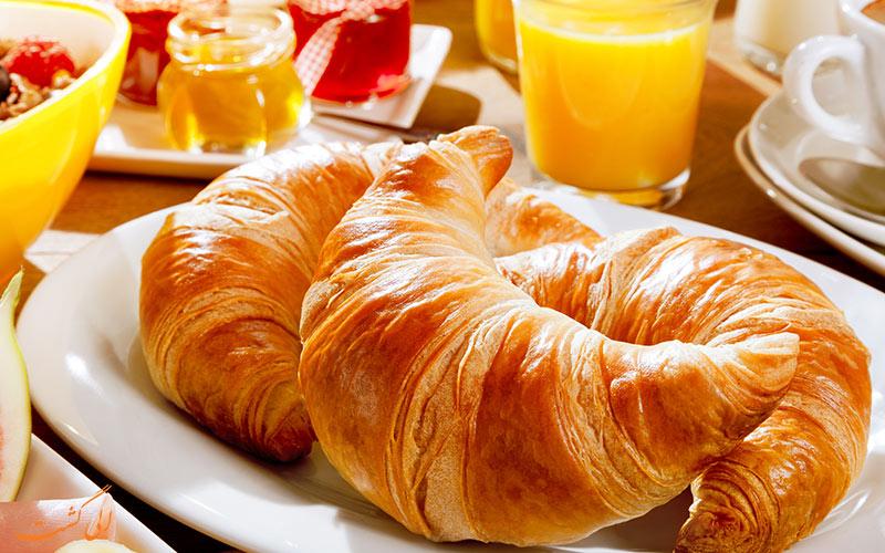 نان های معروف دنیا