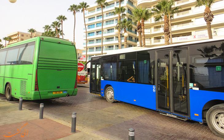 اتوبوس لارناکا