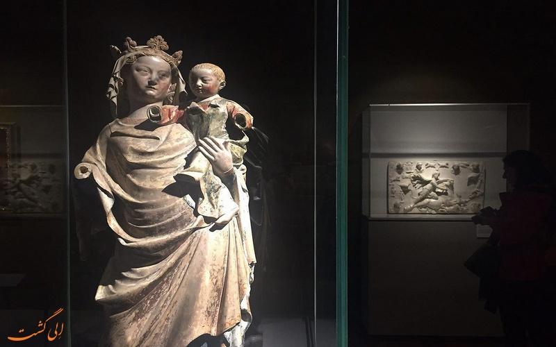 آثار موزه لوور در تهران
