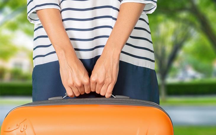 نکات کاربردی چمدان بستن برای پرواز