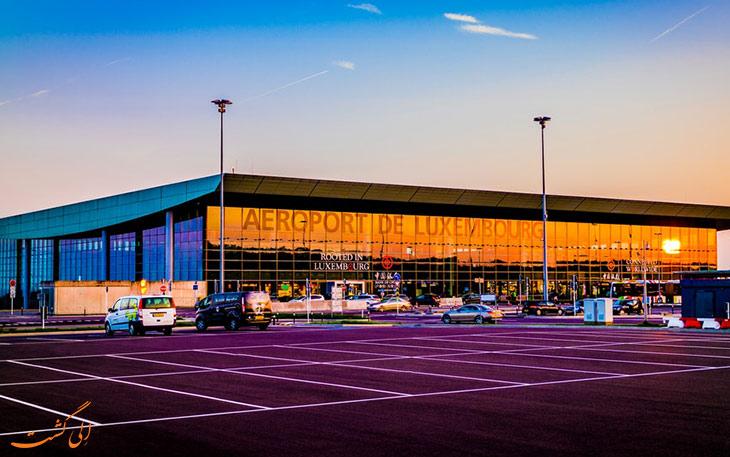 حمل و نقل فرودگاه لوکزامبورگ